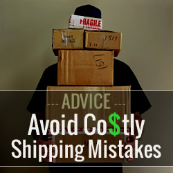 Avoid Costly Shipping Mistakes When Shipping Items Internationally