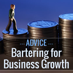 bartering business tips
