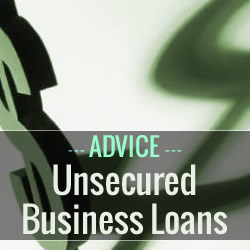 unsecure business loans