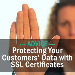 Protecting Your Customers' Data with SSL Certificates