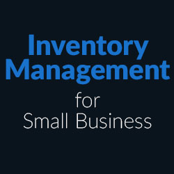 Inventory Management for Small Business