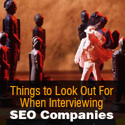 Questions to ask when hiring an SEO Company