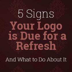 5 Signs Your Logo is Due for a Refresh – And What to Do About It