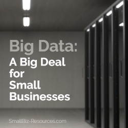 Big Data Small Business