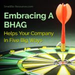 BHAG Goals Small Business
