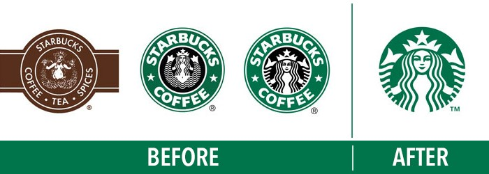 Advice for updating logos and logo trends