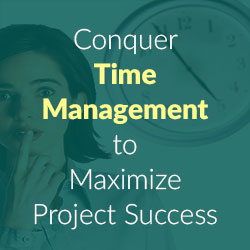 Time management is a core knowledge area in the discipline of project management as it is closely knit to scope and cost.