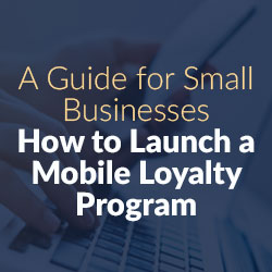 A Guide for Small Businesses: How to Launch a Mobile Loyalty Program