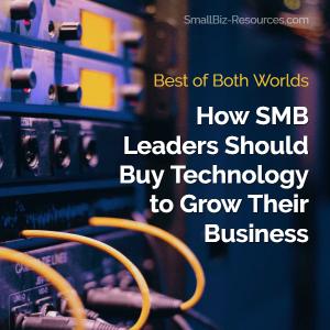 SMB CRM Technology
