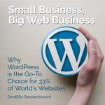 Small Business Wordpress Website