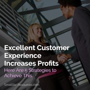 Customer Experience Increase Profits