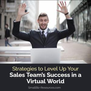 Sales Team Virtual Sales
